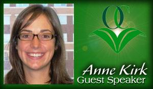 <b>Anne Kirk</b> The science is in! - AnneKirk