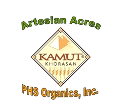 Kamut, PHS and Artesian Acres